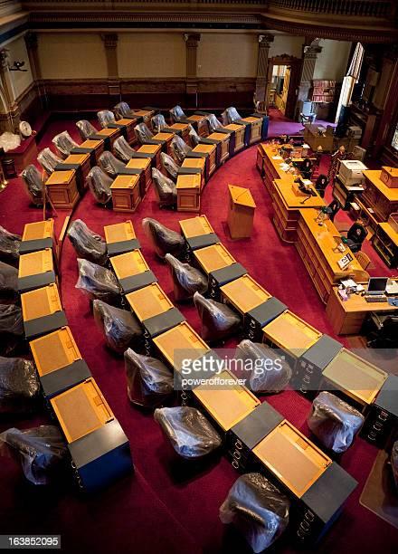 senado câmara capitólio do estado do colorado - senado governo - fotografias e filmes do acervo