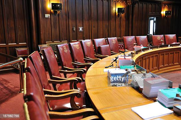 senate chamber - senate stock pictures, royalty-free photos & images