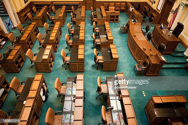 Senate Chamber Wyoming State Capitol