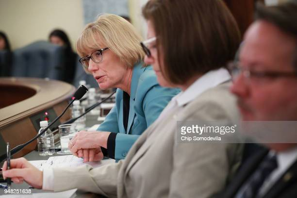 Senate Commerce Science and Transportation Committee's Consumer Protection Product Safety Insurance and Data Security Subcommittee member Sen Maggie...