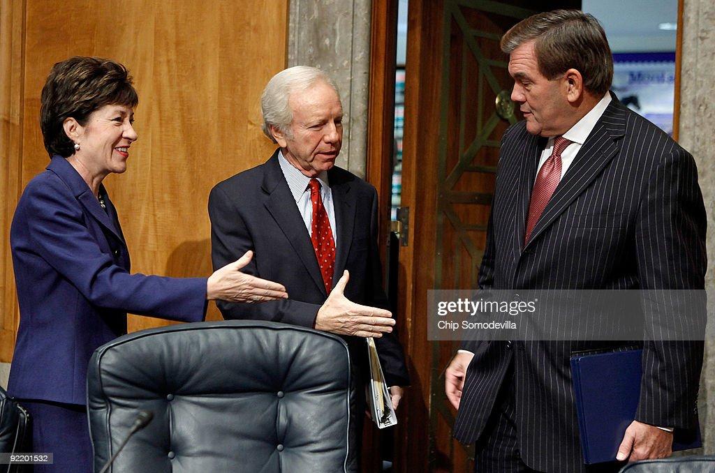 Tom Ridge Testifies Before Senate On Policy Czars