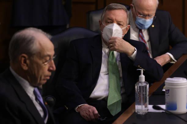 DC: Senate Meets To Continue Votes On Biden Cabinet Nominations