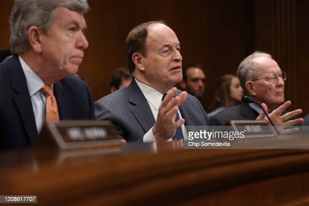Senate Labor, Health and Human Services, Education and Related Agencies Subcommittee Chairman Roy Blunt , Sen. Richard Shelby and Sen. Lamar...