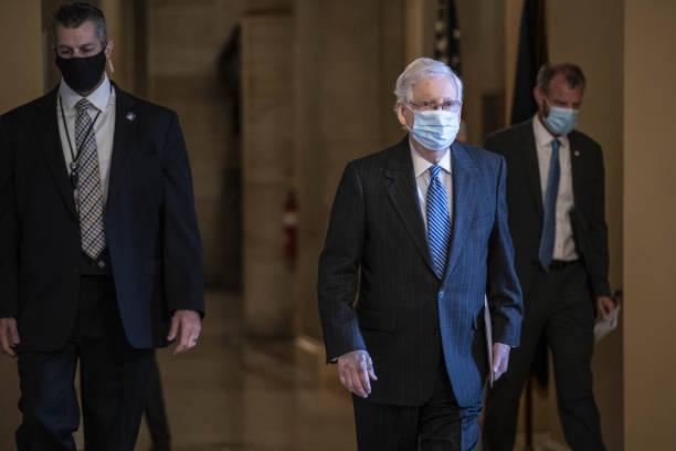 DC: Congressional Stimulus Nears Election Endgame On Pelosi Deadline And Senate Vote