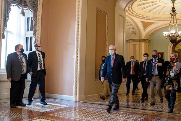 DC: Congress Back In Session After Holiday Break