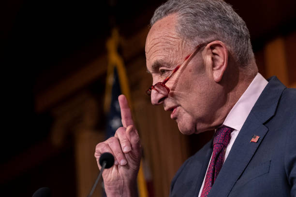 DC: Sen. Schumer (D-NY) Discusses Department Of Justice Inspector General's Report