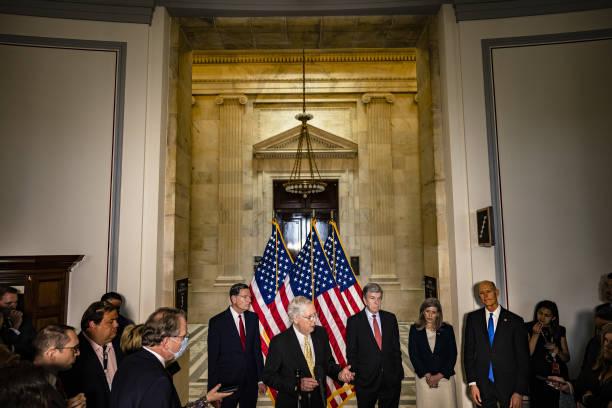 DC: Senate Moves Forward With Bill Aimed At Countering China's Rise