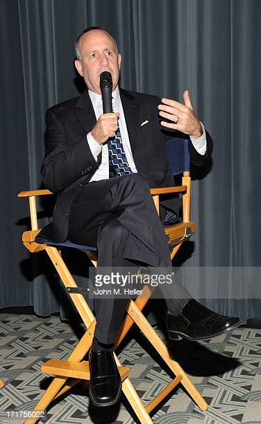 Senate President pro tem Darrell Steinberg attends the screening of Gods and Gays a documentary by Lisa Ling at the CarCA S Courage tre at the Sony...