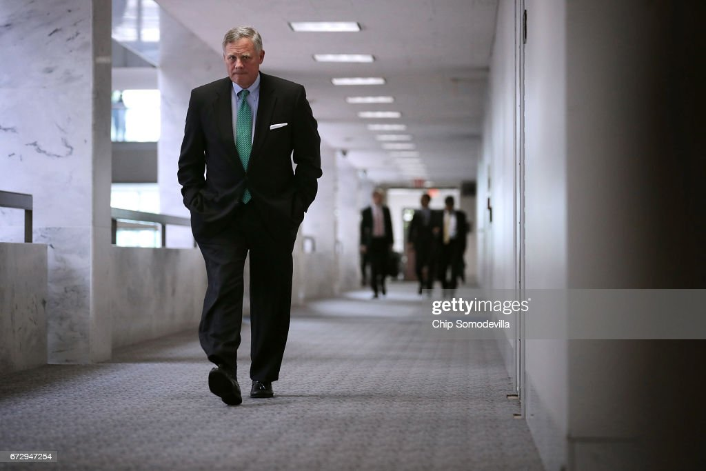 Senate Intelligence Committee Holds Closed Briefing