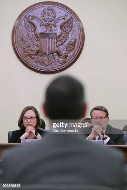 Senate Surface Transportation and Merchant Marine Infrastructure, Safety, and Security Subcommittee Chairman Deb Fischer and ranking member Sen. Gary...