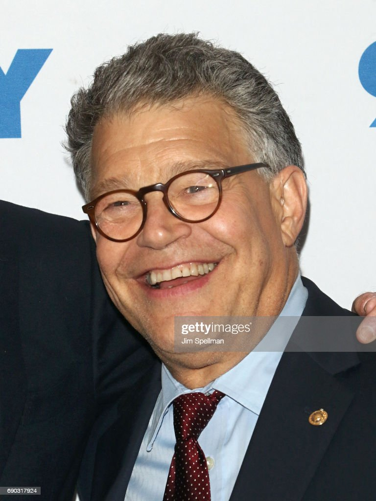 92nd Street Y Presents Senator Al Franken In Conversation With David Letterman