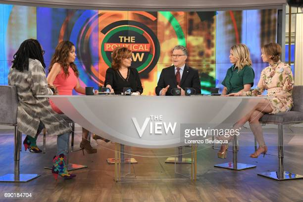 THE VIEW Senator Al Franken is the guest Tuesday May 30 2017 on Walt Disney Television via Getty Images's The View The View airs MondayFriday on the...