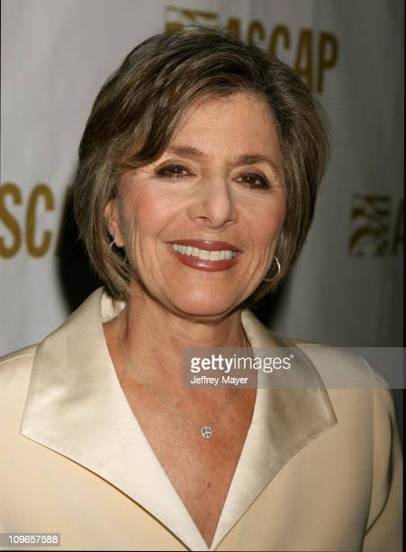 Senator Barbara Boxer during 21st Annual ASCAP Film and Television Music Awards at Beverly Hilton Hotel in Beverly Hills California United States