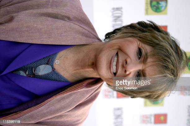 Senator Barbara Boxer during First Star's Annual Celebration For Children's Rights Arrivals at Private Residence in Beverly Hills California United...