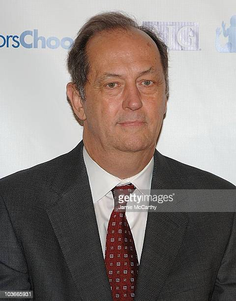 Senator Bill Bradley attend the Press Conference Announcing DonorsChooseorg National Expansion at the High School for Environmental Studies in New...