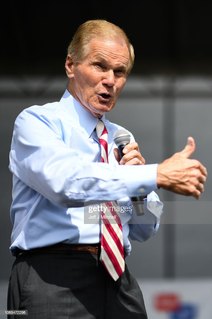 Florida Democratic Candidates And Supporters Hold March To The Polls In Kissimmee : News Photo