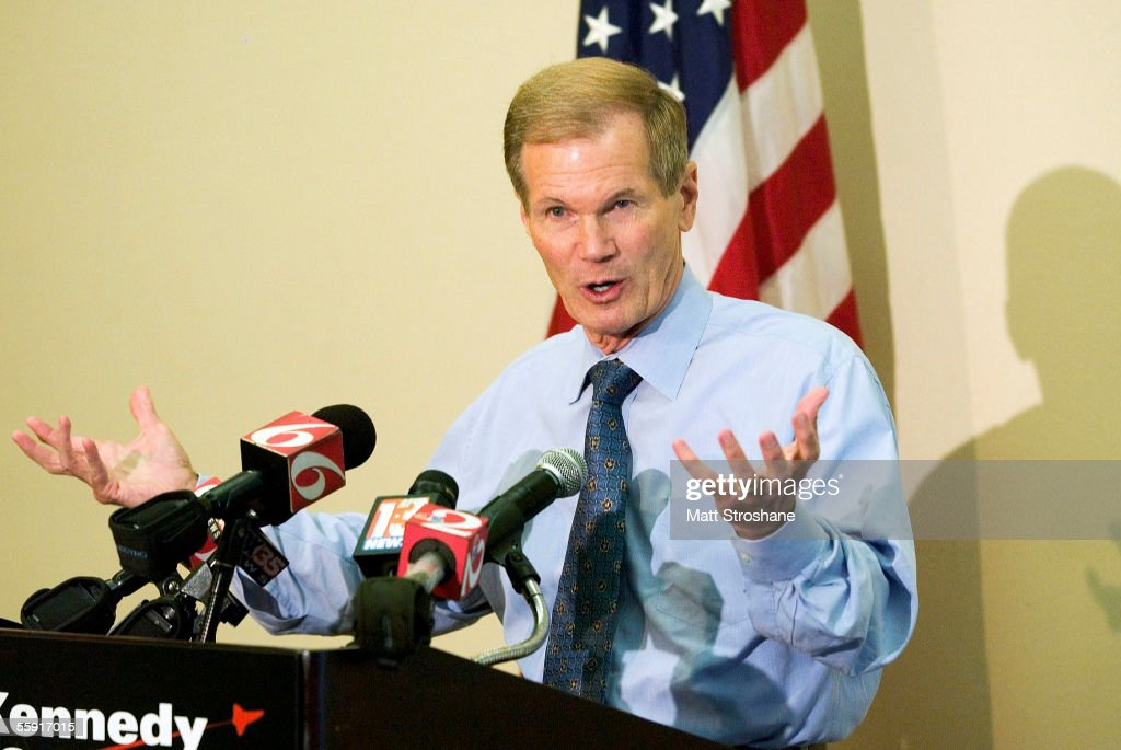 Bill Nelson Speaks About The Future Of Kennedy Space Center