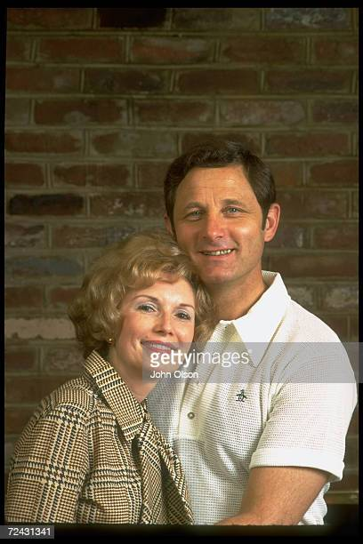 Senator Birch Bayh with wife Marvella