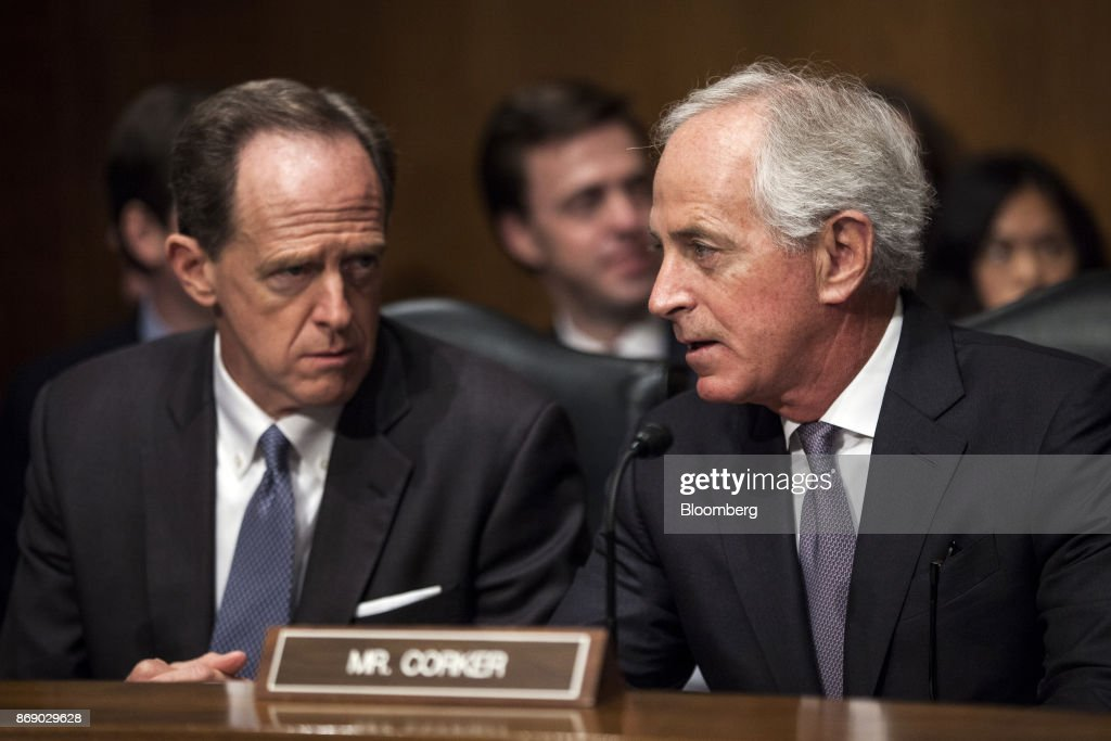Senate Banking Committee Holds Nomination Hearing For Scott Garrett To Be Export-Import Bank President : News Photo