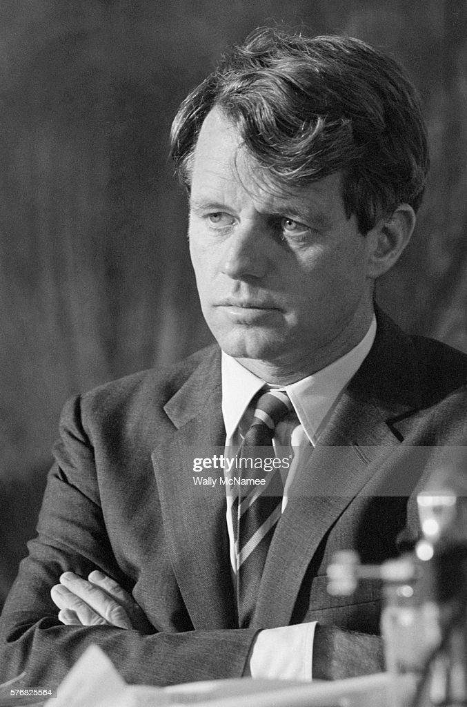 Image result for bobby kennedy getty images