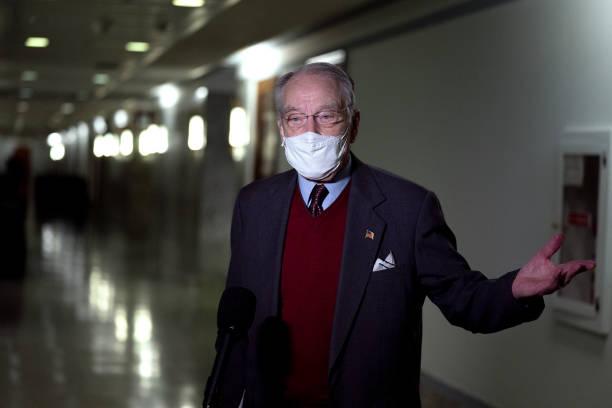 DC: Senate Finance Committee Meets To Consider Janet Yellen Nomination