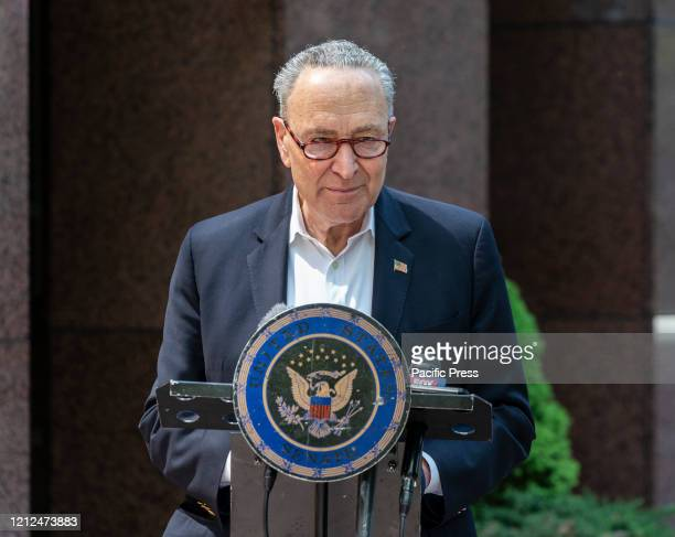 Senator Chuck Schumer demands Veterans Affairs to answer purpose of recent bulk order of Hydroxychloroquine medication during COVID19 pandemic at 780...
