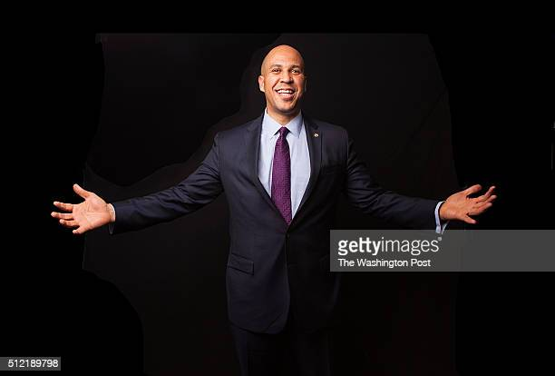Senator Cory Booker describes his transition from mayor of Newark to United States Senator and discusses the importance of focusing on the positive...