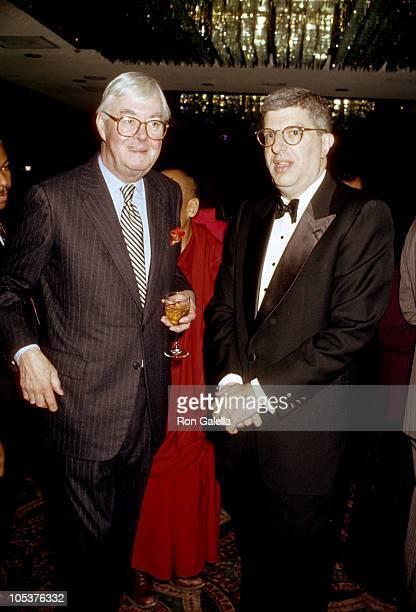 Senator Daniel Patrick Moynihan and Marvin Hamlisch