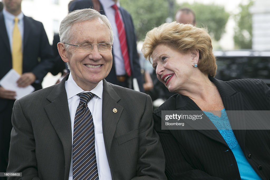 National Farmers Union News Conference with Sens. Reid and Stabenow, Neil Young