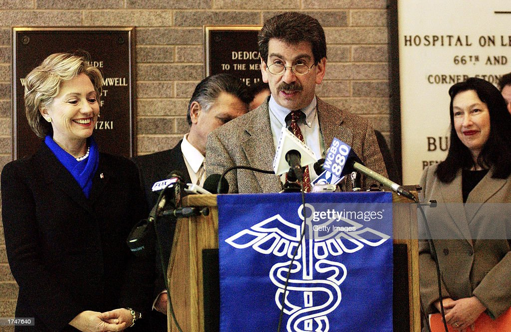 Mount Sinai Announces WTC Health Study Findings : News Photo