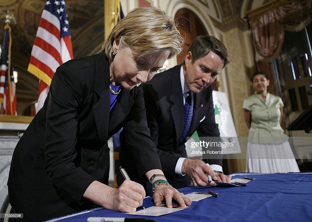Senators Back Plan To Send UN Peacekeepers To Darfur