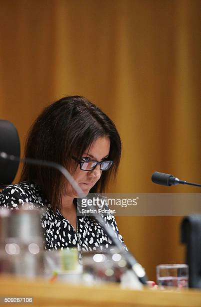 Senator Jacqui Lambie questions Lieutenant General Angus Campbell DSC AM during the Foreign Affairs Defence and Trade Committee hearing on February...