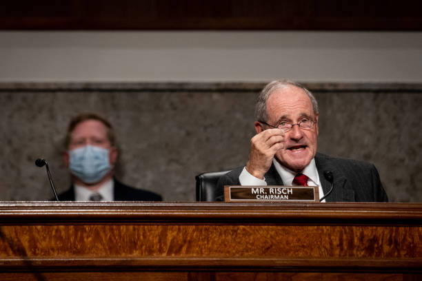 DC: Senate Foreign Relations Committee Hearing On Middle East