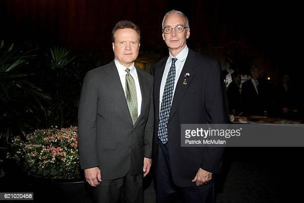 Senator Jim Webb and Mike O'Shea attend PARADE Magazine and THE DOUBLEDAY BROADWAY Publishing Celebrate SENATOR JIM WEBB's New Publication A Time To...