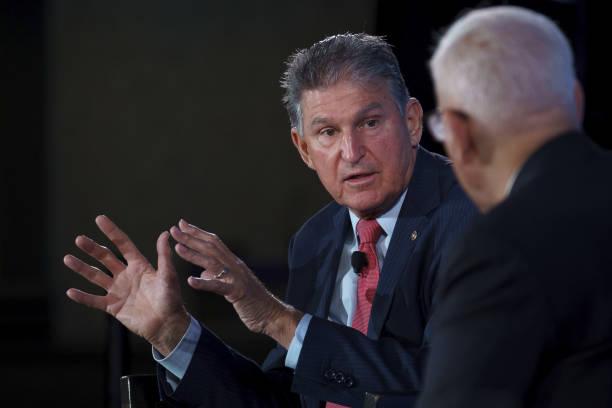 DC: Economic Club Interview With West Virginia Senator Joe Manchin