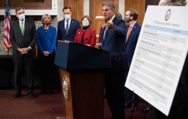 DC: Bipartisan Members Of Congress Announce Coronavirus Relief Bill