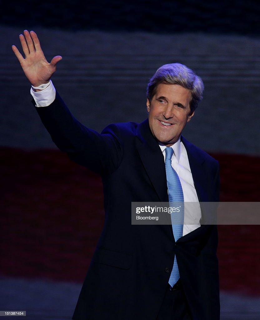 is john kerry a democrat