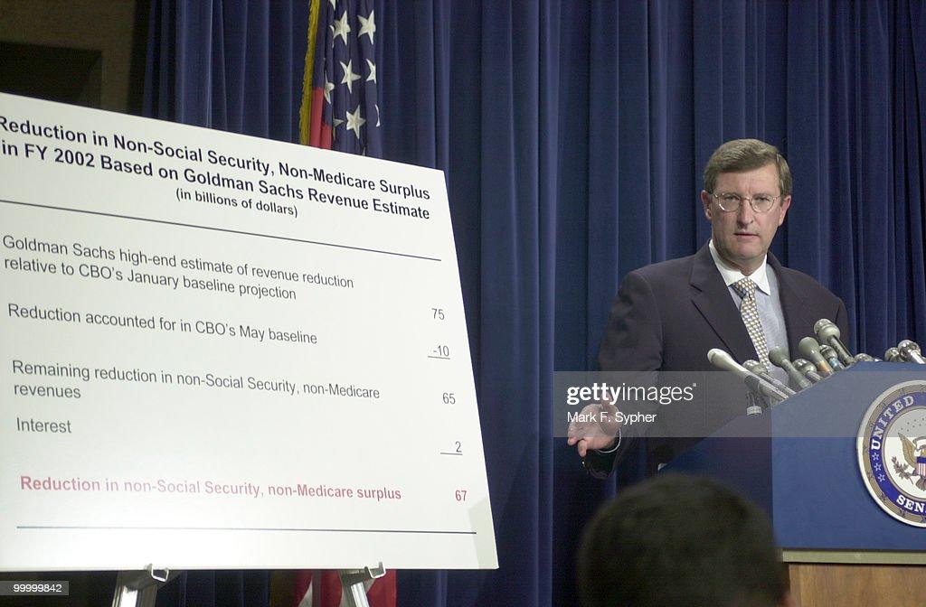 Budget Surplus : Nyhetsfoto