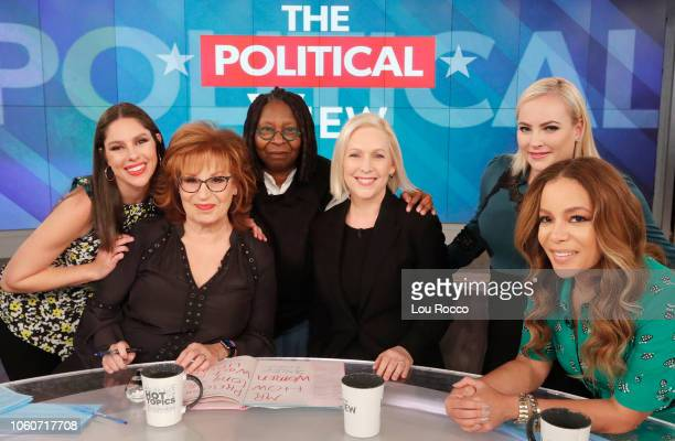 THE VIEW Senator Kirsten Gillibrand is the guest today Monday 11/12/18 'The View' airs MondayFriday on the ABC Television Network HOSTIN