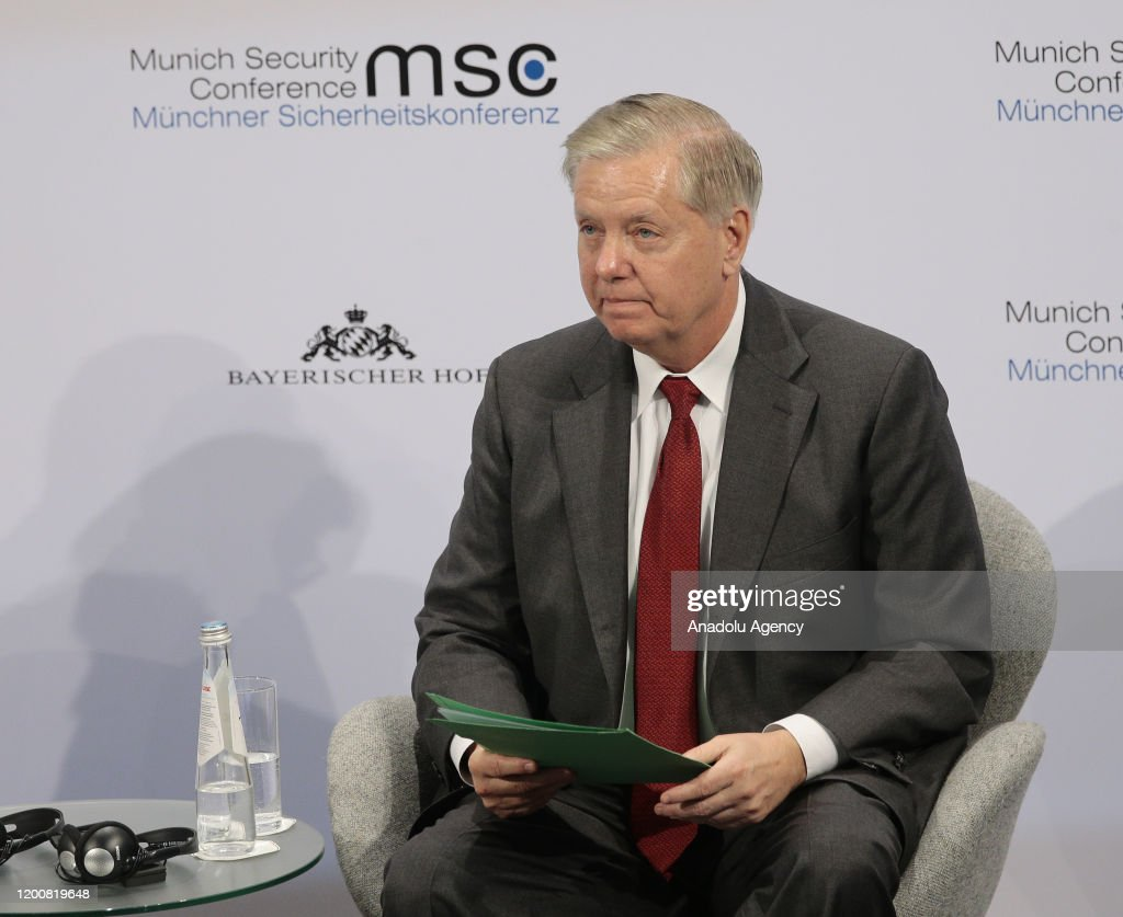 56th Munich Security Conference : News Photo