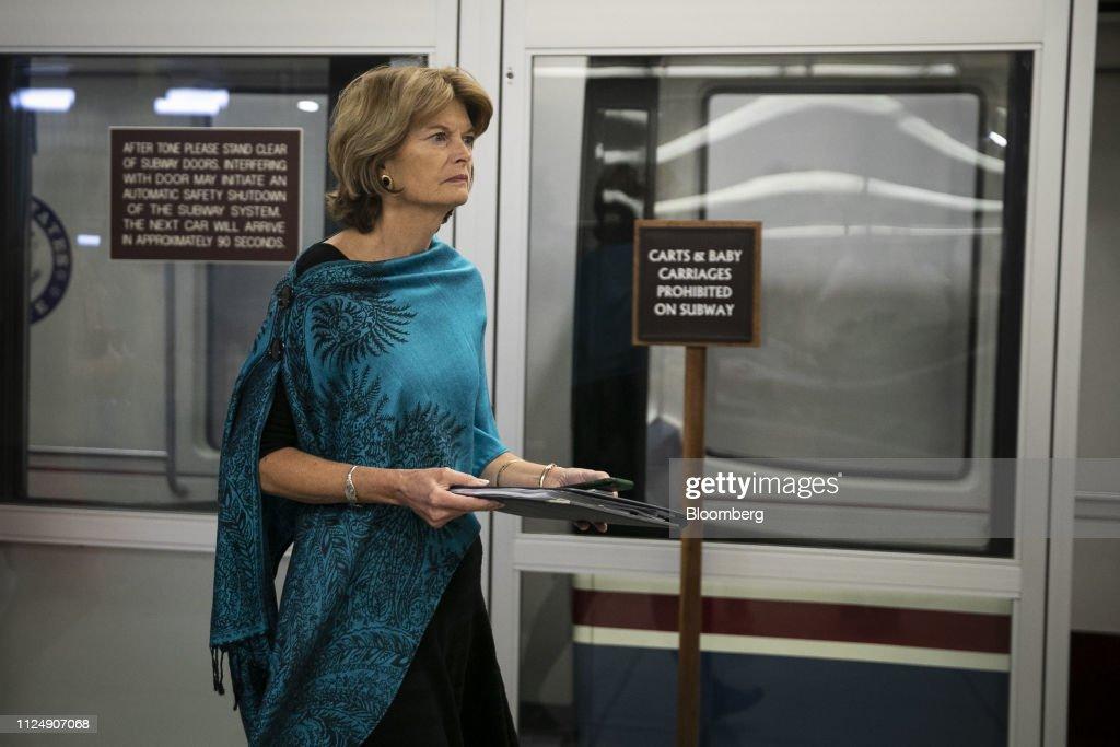 DC: Senate Confirms William Barr To Attorney General