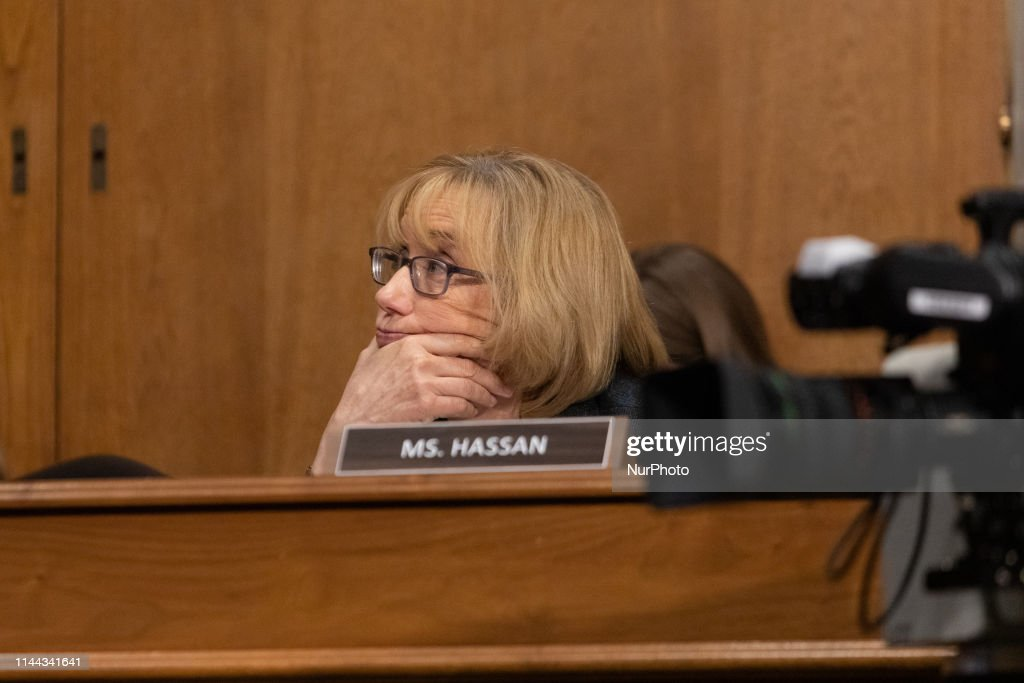 Capitol Hill Hearing Examines Challenges In The Retirement System : News Photo