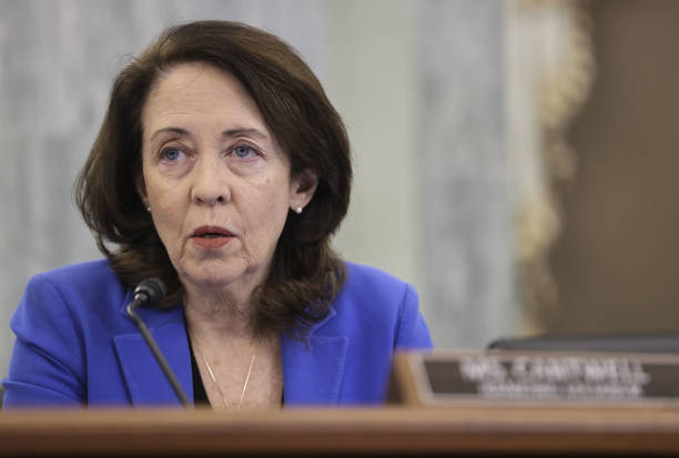 DC: Gina Raimondo Confirmation Hearing For Commerce Secretary Before Senate Commerce Committee