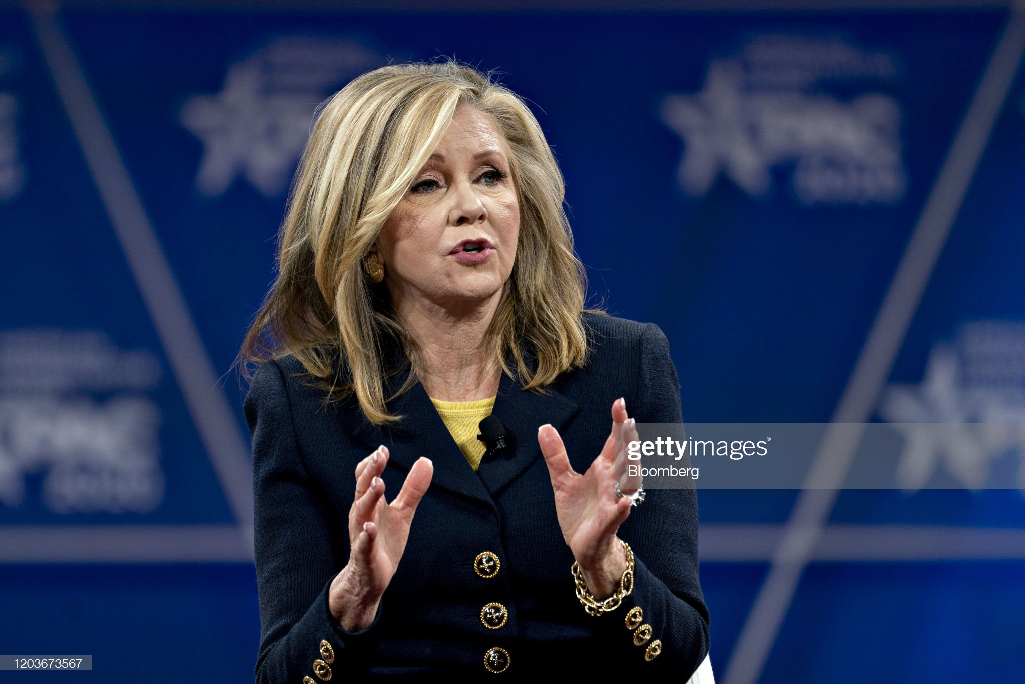 Key Speakers At The Conservative Political Action Conference : News Photo
