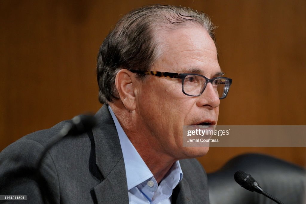 Advocates With Type 1 Diabetes Testify Before The U.S. Senate Special Committee On Aging During The JDRF 2019 Children's Congress In Washington, DC : News Photo