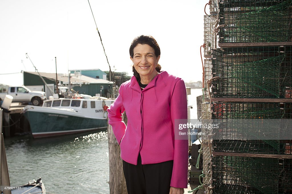 Olympia Snowe, People Magazine, June 11, 2012