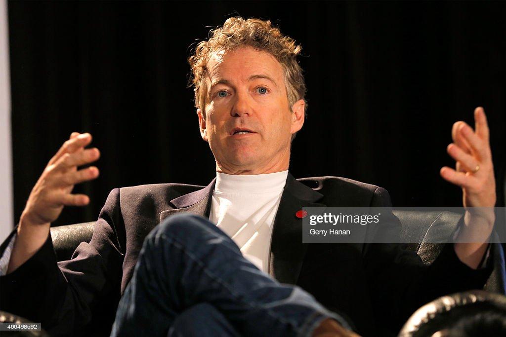 A Conversation With Senator Rand Paul - 2015 SXSW Music, Film + Interactive Festival