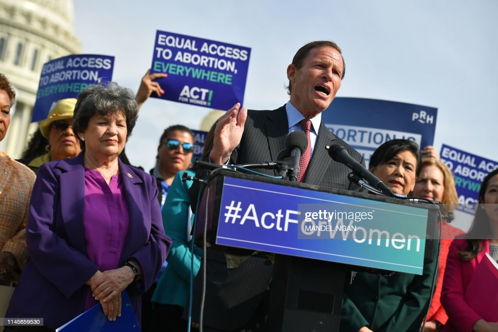 DC: Pro-Choice Caucus Reintroduces The Women's Health Protection Act
