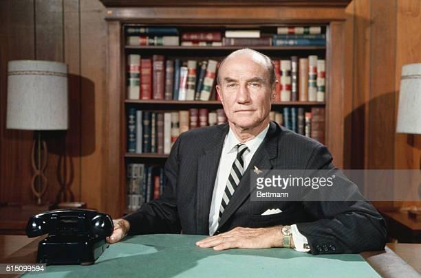 Senator Strom Thurmond .