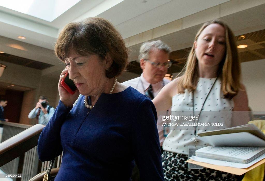 US-POLITICS-COURT-ASSAULT-DEMOCRATS : News Photo